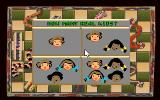 Hoyle: Official Book of Games - Volume 3 Amiga Snakes and Ladders - Choose how many players