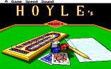 Hoyle Official Book of Games: Volume 1 Amiga Hoyle's