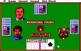 Hoyle: Official Book of Games - Volume 1 Amiga Old Maid.