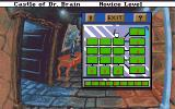 Castle of Dr. Brain Amiga Magic Squares Puzzle