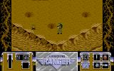 Airborne Ranger Amiga On the ground.