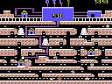 Oil's Well ColecoVision Gameplay on the third level
