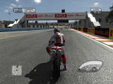 SBK 09: Superbike World Championship Windows Starting a quick race (demo version)