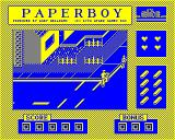 Paperboy BBC Micro First customer