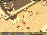 Titan Quest Windows Admiring the Egyptian architecture