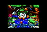 Crystal Kingdom Dizzy Amstrad CPC Title screen