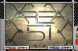 Area 51 SEGA Saturn Title screen