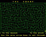 Dinosaur Discovery BBC Micro In the swamp, you must find the right path to exit.