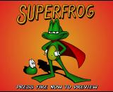 Alien Breed: Special Edition 92 Amiga ...and the preview (slideshow) of Superfrog!