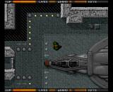 Alien Breed: Special Edition 92 Amiga The beginning of the first level.