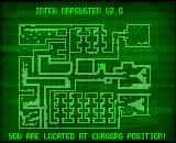 Alien Breed: Special Edition 92 Amiga You can check the map of the level...