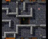 Alien Breed: Special Edition 92 Amiga Beginning of the second level.