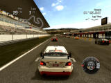 Superstars V8 Racing Windows Driving a quick race (demo version)