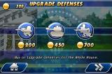 Bailout War$ iPhone You can buy and upgrade three types of defenses.