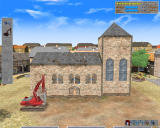 Spreng- und Abriss-Simulator Windows Mission 1: demolition of an old church (demo version)
