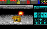Dungeon Master: Chaos Strikes Back - Expansion Set #1 Atari ST Armoured worm and fireball