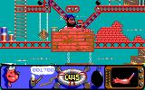 Popeye 2 DOS Game over!