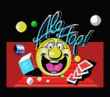 Ale Hop! MSX Title and loading screen