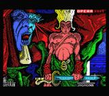 Sirwood MSX Loading screen