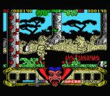 Sirwood MSX The worms flame up when killed and this jumping guy's annoying.