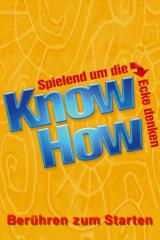 Know How: Think and play outside the box! iPhone Title Screen (German)