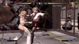 Rumble Roses XX Xbox 360 Streetfights boosts your popularity (Dixie vs. Miss Spencer)