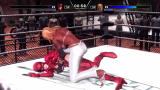 Rumble Roses XX Xbox 360 Outfit is not everything (Evil Rose vs. Aisha)
