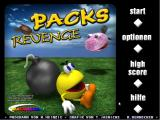 Packs Revenge Windows Main screen