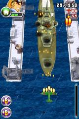 Siberian Strike iPhone Destroying a war ship.