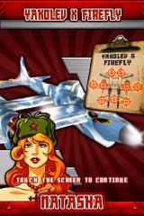Siberian Strike iPhone A boss is introduced.