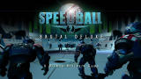 Speedball 2: Brutal Deluxe Xbox 360 Title screen of the xbox360 arcade version