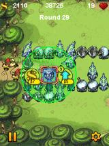 Fieldrunners J2ME Guns can be upgraded