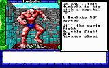 Dragon Wars DOS Say hello to Mr. Humbaba. Purtagory's heavy weight tag team champion.