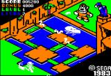 Congo Bongo Apple II Level two