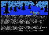 The Archers Atari 8-bit Poachers in the woods! This is not good!