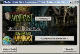 Mystery Case Files: Ravenhearst (Gold Edition) Windows Auto play screen