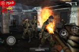 Call of Duty: World at War - Zombies iPhone Flaming zombies