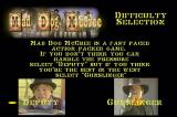 Mad Dog McCree Windows Difficulty Selection Screen. - Will you be Deputy or Gunslinger?