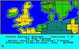 Storm Across Europe Amiga Second title screen