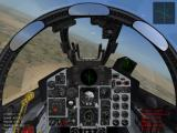 Strike Fighters: Project 1 Windows Cockpit view