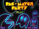 Pac-Match Party Browser Main menu