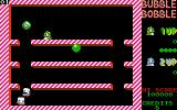 Bubble Bobble Atari ST Gameplay on level one