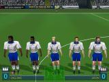 World League Soccer '98 Windows England's opening line-up