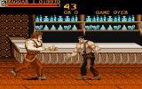 Final Fight Atari ST Into the restaurant