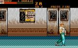 Final Fight Atari ST Train arrives