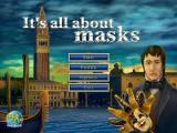 It's All About Masks Windows Main menu