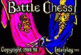 Battle Chess Apple II Title
