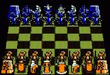 Battle Chess Apple II Start