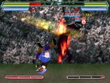 Fate Axis Windows Iria combo attack