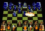 Battle Chess Apple II ... and roasted!